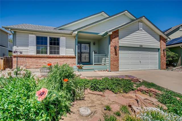 1261 Elmwood Court, Broomfield, CO 80020 (#6091250) :: Arnie Stein Team | RE/MAX Masters Millennium