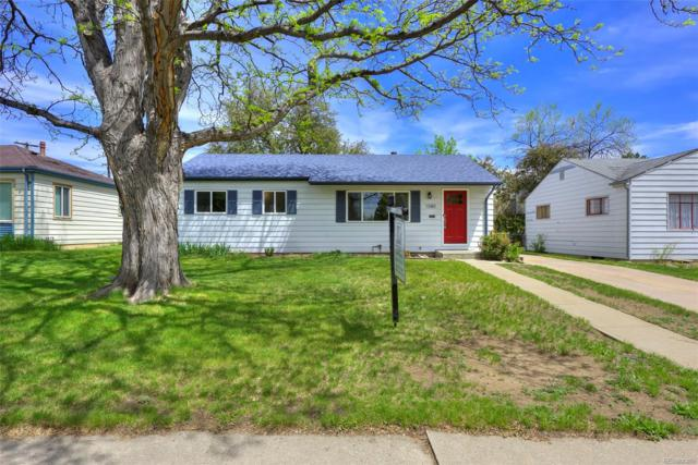 1580 S Jackson Street, Denver, CO 80210 (#6091281) :: The Pete Cook Home Group