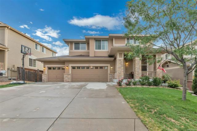 11735 S Rock Willow Way, Parker, CO 80134 (#6091607) :: The Peak Properties Group