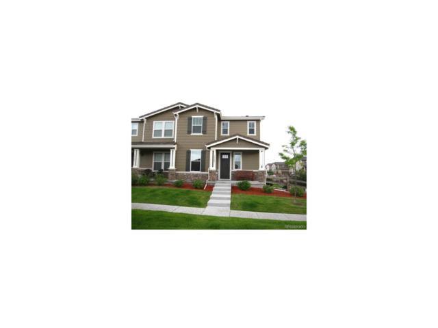 10122 Tall Oaks Street, Parker, CO 80134 (MLS #6091621) :: 8z Real Estate