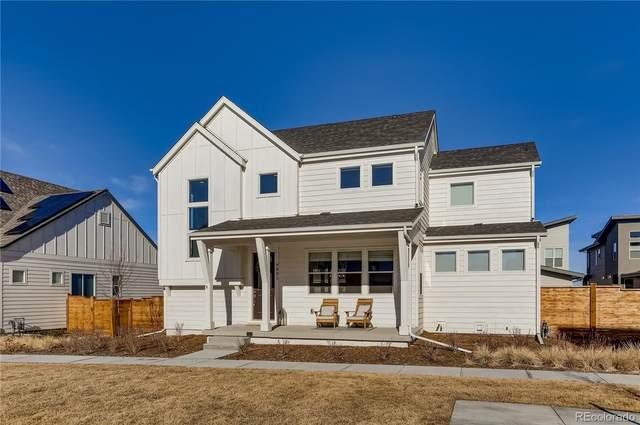9801 E 59th Drive, Denver, CO 80238 (#6091627) :: Venterra Real Estate LLC