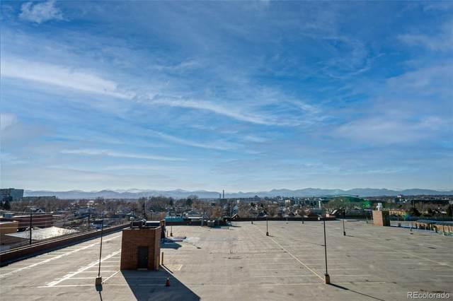 1301 Speer Boulevard #501, Denver, CO 80204 (#6091801) :: Wisdom Real Estate