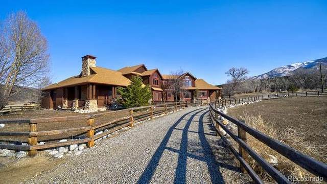 6990 County Road 111B, Salida, CO 81201 (MLS #6092006) :: Bliss Realty Group