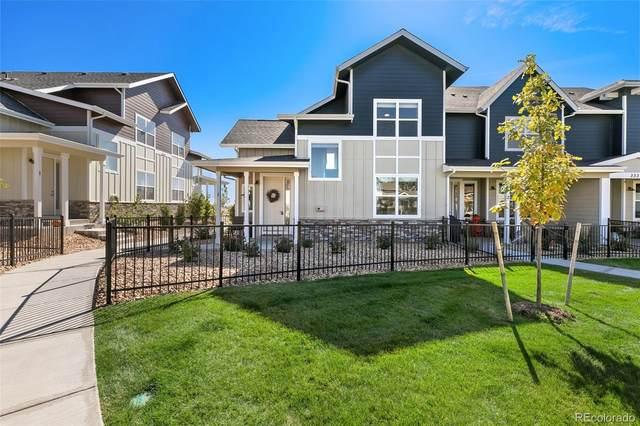 3337 Green Lake Drive #1, Fort Collins, CO 80524 (#6092378) :: James Crocker Team
