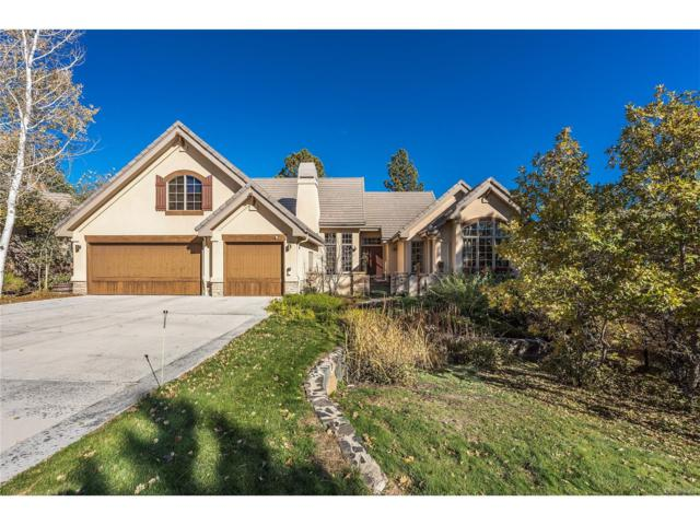 624 Country Club Drive, Castle Rock, CO 80108 (#6092418) :: RE/MAX Professionals