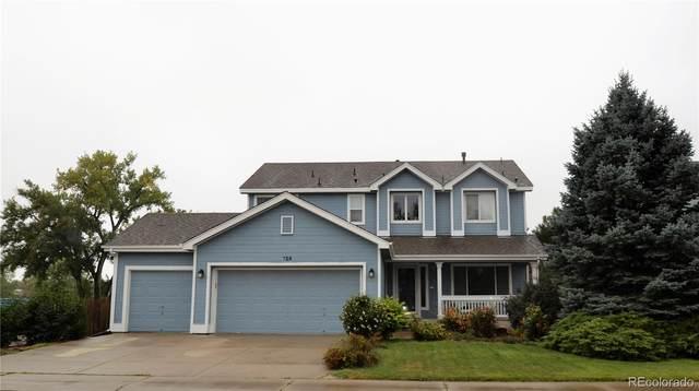 758 Teal Circle, Longmont, CO 80503 (MLS #6092438) :: 8z Real Estate