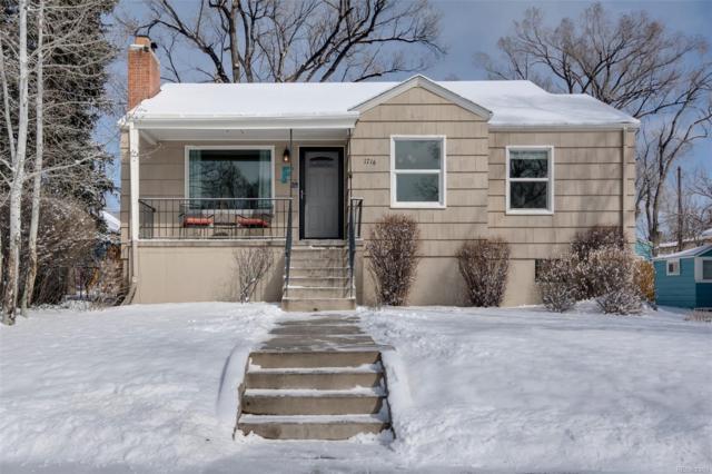 1716 W Kiowa Street, Colorado Springs, CO 80904 (#6092506) :: The Pete Cook Home Group