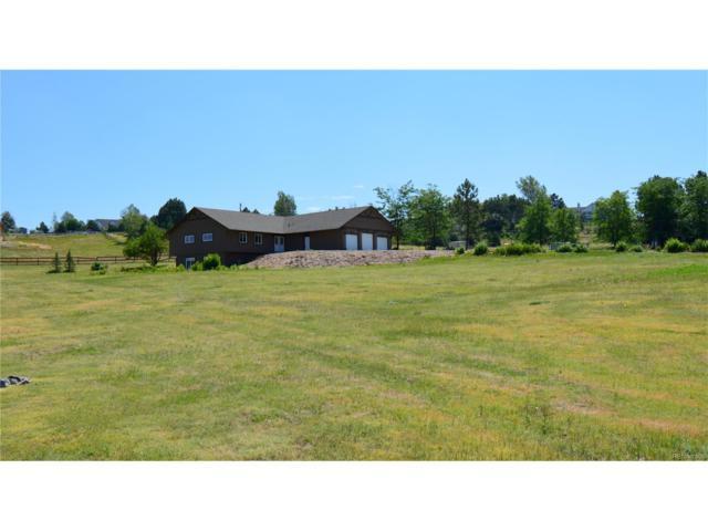 7328 S Ireland Circle, Centennial, CO 80016 (MLS #6092635) :: 8z Real Estate