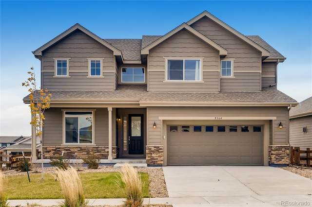 9364 Dunraven Loop, Arvada, CO 80007 (#6092840) :: Real Estate Professionals