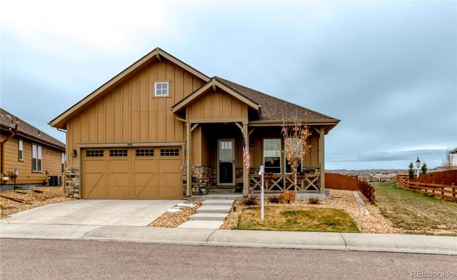 6658 Club Villa Road, Parker, CO 80134 (#6092935) :: The DeGrood Team