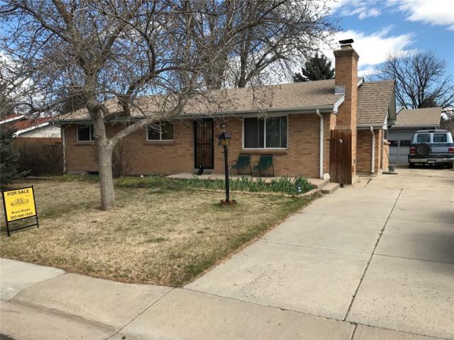 6576 S Kit Carson Street, Centennial, CO 80121 (#6093291) :: The Peak Properties Group
