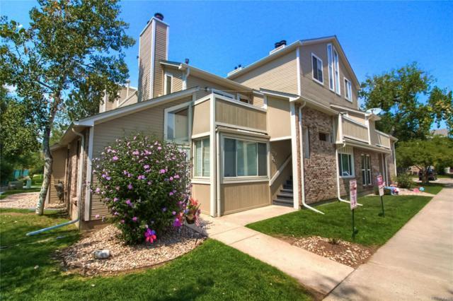 4941 Garrison Street #201, Wheat Ridge, CO 80033 (#6093353) :: The Peak Properties Group