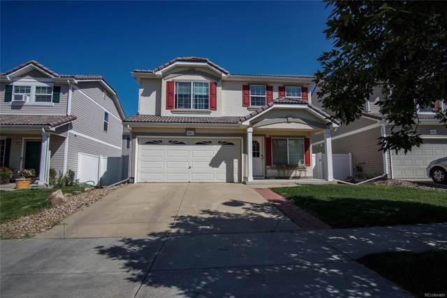 19827 E 47th Place, Denver, CO 80249 (MLS #6093367) :: 8z Real Estate