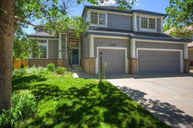 15868 Siena Terrace, Parker, CO 80134 (MLS #6093375) :: 8z Real Estate