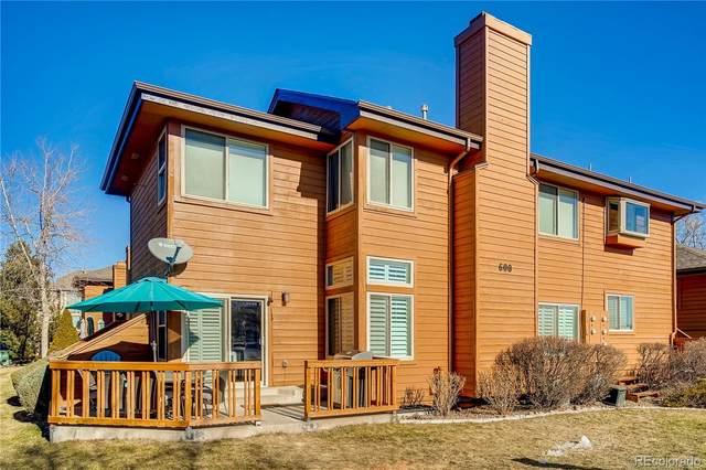 5555 E Briarwood Avenue #603, Centennial, CO 80122 (#6093754) :: iHomes Colorado