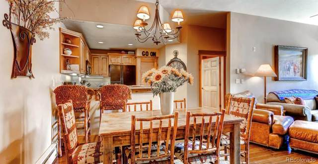 1463 Flattop Circle #107, Steamboat Springs, CO 80487 (#6093758) :: Bring Home Denver with Keller Williams Downtown Realty LLC