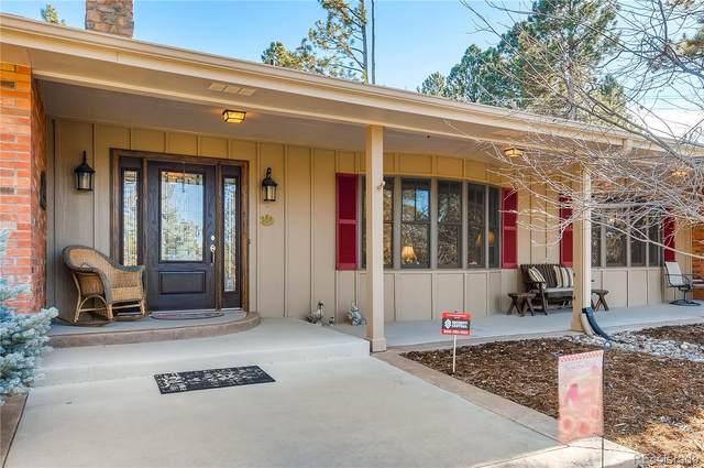 10488 E Meadow Run, Parker, CO 80134 (MLS #6094490) :: 8z Real Estate