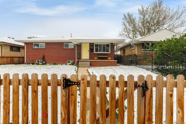 3520 Elm Street, Denver, CO 80207 (#6094598) :: The Peak Properties Group