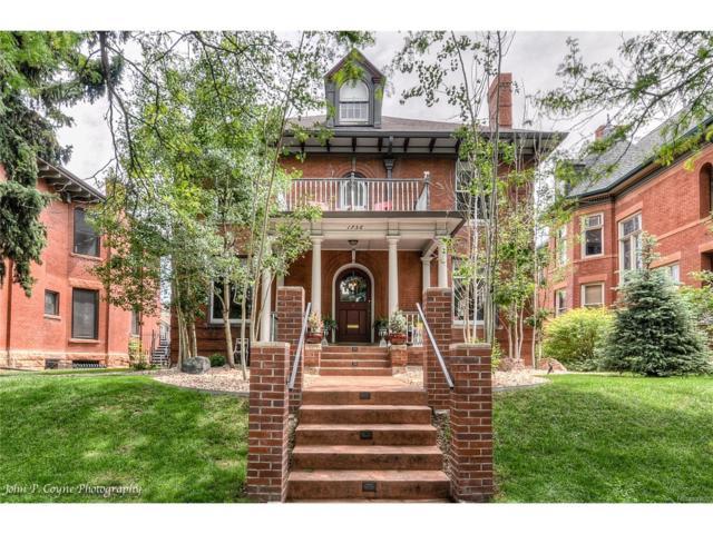 1756 N Gilpin Street, Denver, CO 80218 (#6094719) :: The Peak Properties Group