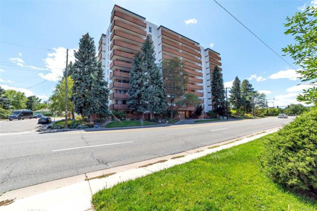 4570 E Yale Avenue #103, Denver, CO 80222 (#6094875) :: The City and Mountains Group