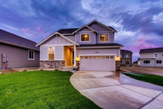 16223 Lake Helen Boulevard, Mead, CO 80542 (MLS #6094928) :: 8z Real Estate