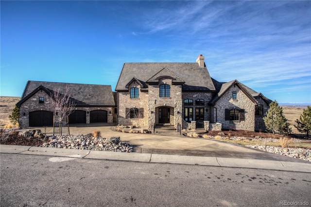 9355 Red Primrose Street, Franktown, CO 80116 (#6095193) :: Realty ONE Group Five Star