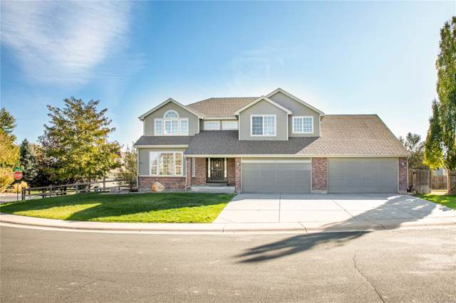 337 Graham Lane, Johnstown, CO 80534 (MLS #6095704) :: Colorado Real Estate : The Space Agency