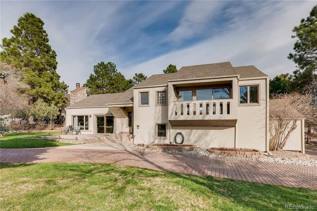 8042 Lakeshore Drive, Parker, CO 80134 (#6095993) :: Finch & Gable Real Estate Co.