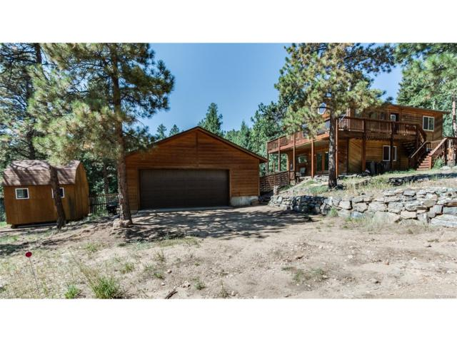 33711 Lake Lane, Pine, CO 80470 (MLS #6096398) :: 8z Real Estate