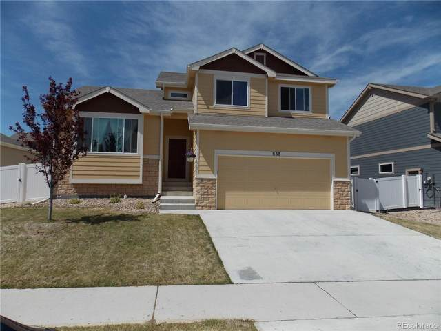 838 Sunlight Peak Drive, Severance, CO 80550 (#6096767) :: Colorado Home Finder Realty