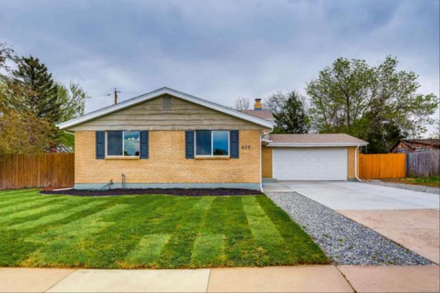 438 S Troy Street, Aurora, CO 80012 (#6097328) :: The Pete Cook Home Group