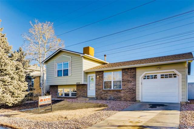 4226 S Halifax Way, Aurora, CO 80013 (#6097497) :: Kimberly Austin Properties