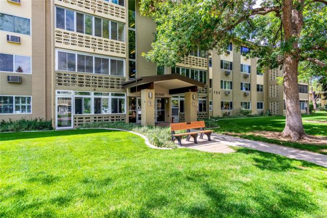 755 S Alton Way 9D, Denver, CO 80247 (#6097651) :: The Heyl Group at Keller Williams