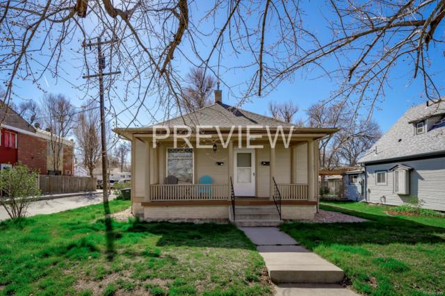 1311 12th Avenue, Greeley, CO 80631 (MLS #6098132) :: Keller Williams Realty