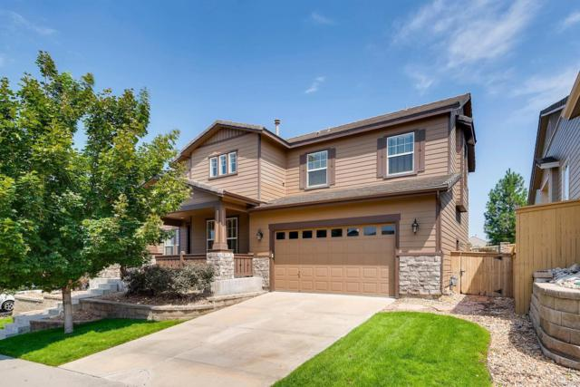 11014 Shadowbrook Circle, Highlands Ranch, CO 80130 (#6098406) :: Wisdom Real Estate