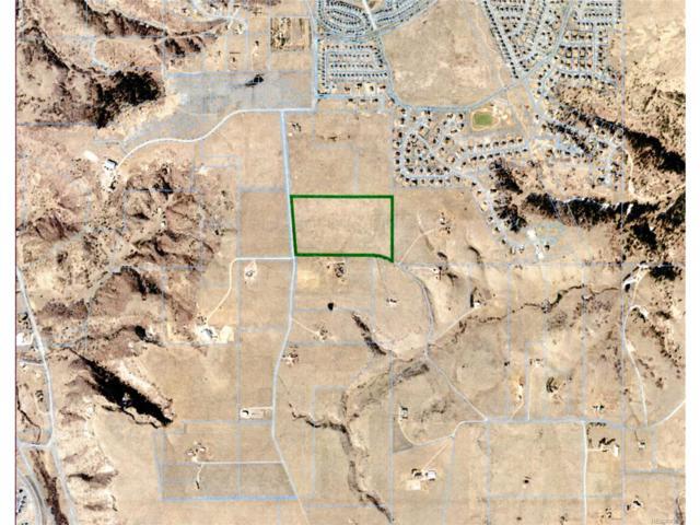 Willow Creek Road, Castle Rock, CO 80104 (MLS #6098593) :: 8z Real Estate