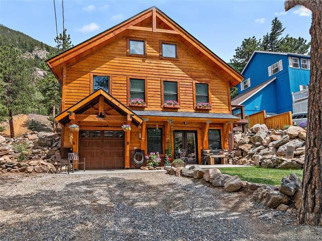 1200 Main Street, Georgetown, CO 80444 (#6099643) :: The Scott Futa Home Team