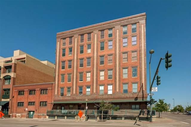 2261 Blake Street 2B, Denver, CO 80205 (MLS #6099940) :: The Space Agency - Northern Colorado Team
