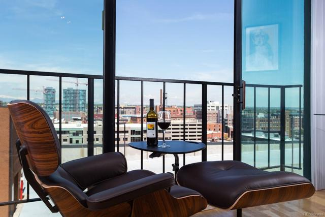 1777 Larimer Street #901, Denver, CO 80202 (#6100233) :: The City and Mountains Group