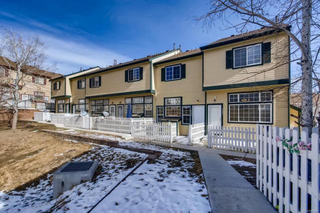 8199 Welby Road #3401, Denver, CO 80229 (MLS #6100320) :: 8z Real Estate