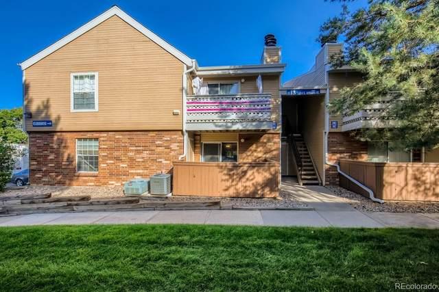 3334 S Ammons Street 13-101, Lakewood, CO 80227 (#6100356) :: The HomeSmiths Team - Keller Williams