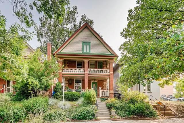 2608 E 11th Avenue, Denver, CO 80206 (MLS #6100418) :: Neuhaus Real Estate, Inc.