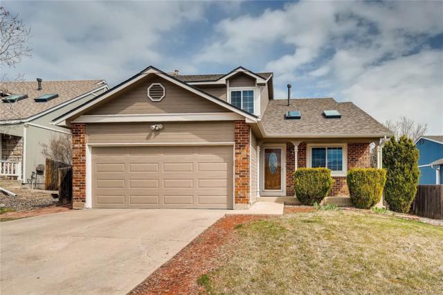 5354 S Ward Way, Littleton, CO 80127 (MLS #6101082) :: 8z Real Estate