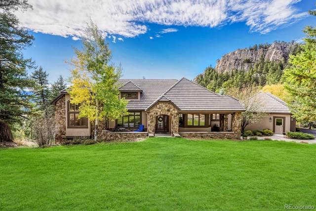 6997 Timbers Drive, Evergreen, CO 80439 (#6101103) :: The Artisan Group at Keller Williams Premier Realty