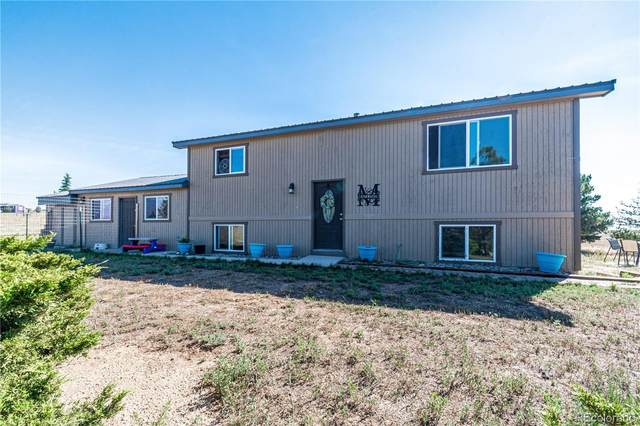 36865 Funk Road, Calhan, CO 80808 (#6101312) :: The Healey Group