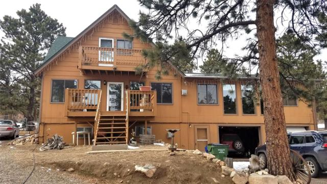 80 Fawn Road, Bailey, CO 80421 (#6101644) :: Bring Home Denver with Keller Williams Downtown Realty LLC