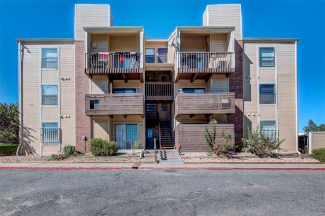 15350 E Arizona Avenue #305, Aurora, CO 80017 (#6101688) :: The Heyl Group at Keller Williams