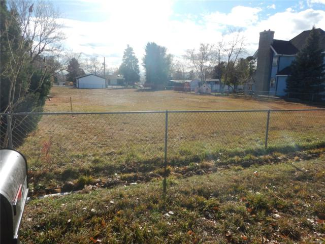 9070 - Lot 1 W 64th Place, Arvada, CO 80004 (MLS #6102303) :: 8z Real Estate