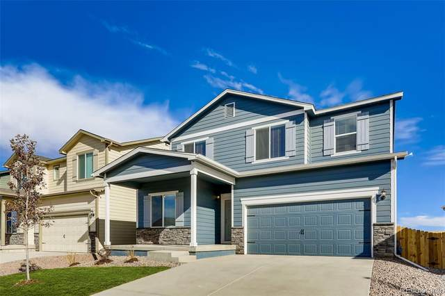 335 Maple Street, Bennett, CO 80102 (MLS #6102521) :: 8z Real Estate