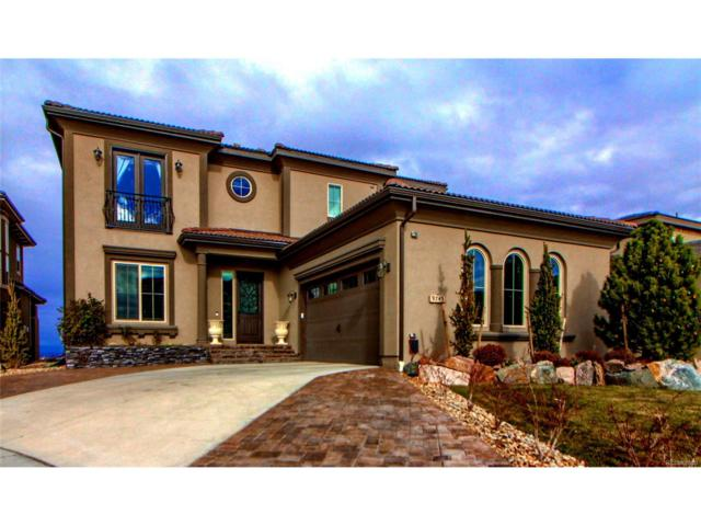 9745 Cantabria Point, Lone Tree, CO 80124 (#6102549) :: Colorado Home Finder Realty